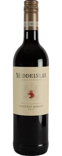 Middelvlei Pinotage Merlot 2015