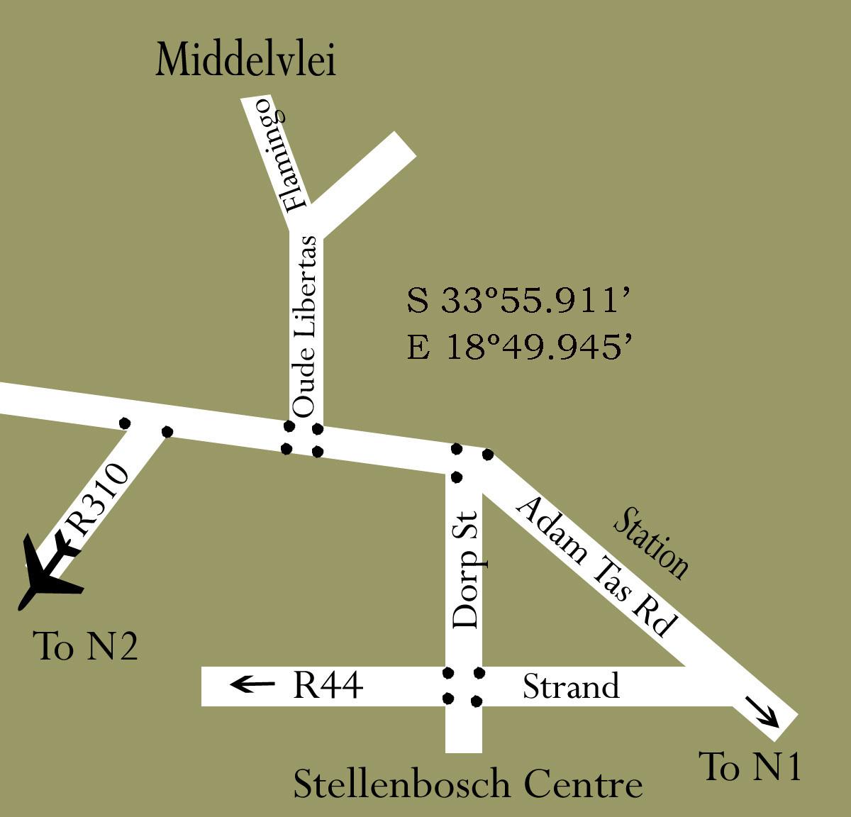 Middelvlei_map